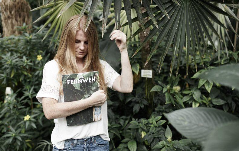 Produktshooting: Magazin Vol. 2/The Jungle von >The Fernweh Collective<